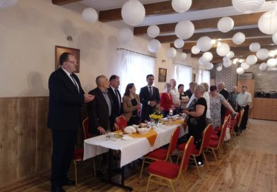 Biesiada Wielkanocna Klubu Seniora w Jaśkowicach