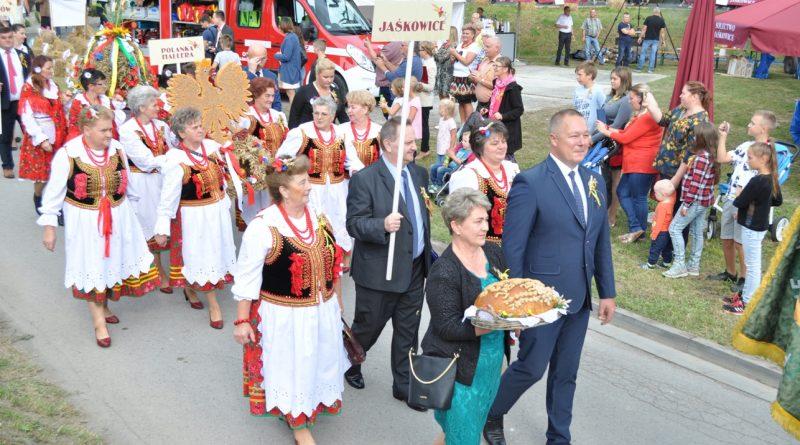 Święto rolników z całej gminy odbyło się w Jaśkowicach