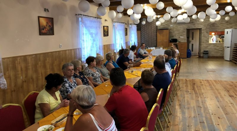 Walne zebranie Stowarzyszenia Na Rzecz Rozwoju Sołectwa Jaśkowice XXI Wiek